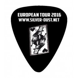 "Médiator ""European Tour 2016"""